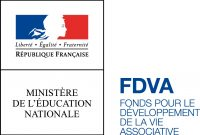 Logo FDVA Min Educ Nat